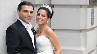 عروسی زیبای نیکی و احسان در واشنگتن