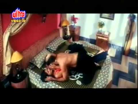 Hot Romantic Bed Scene video
