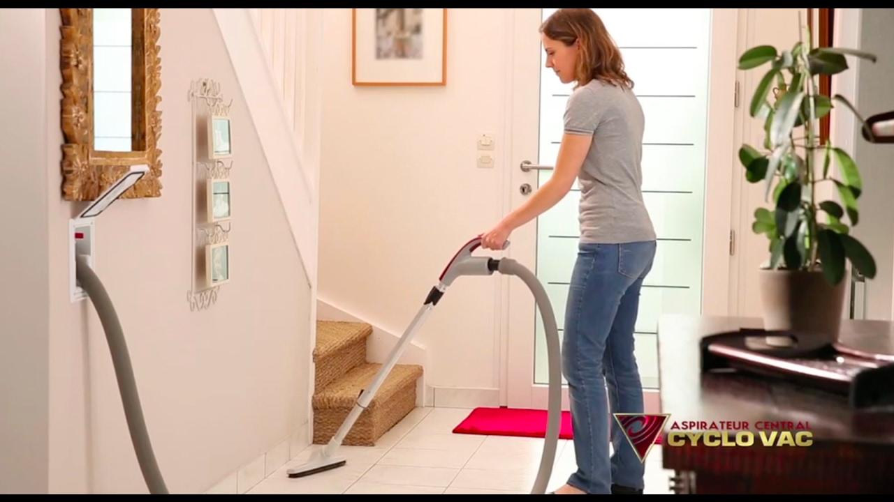 spot tv cyclovac france 15 sec youtube. Black Bedroom Furniture Sets. Home Design Ideas