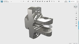 Autodesk 123D DESIGN Mechanical drawing Part5