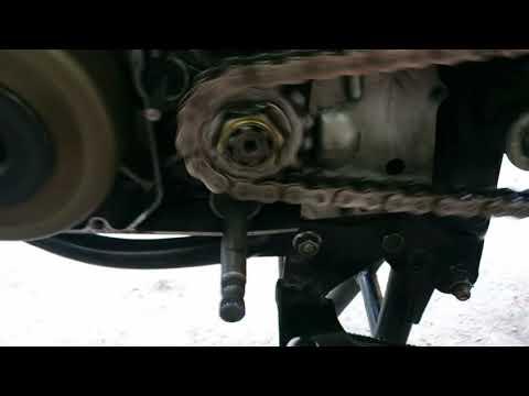 Suzuki Ax 100 Incrementar La Velocidad De La Moto