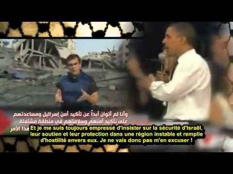 Obama embarrassé par la question d'une étudiante sur la Palestine