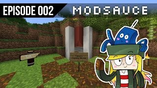 Hermitcraft Modsauce 002 | Dungeon Run! | A Modded Minecraft Let's Play