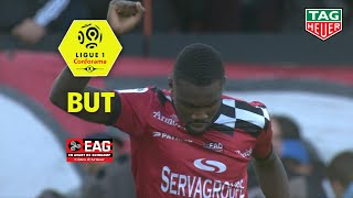 But Marcus THURAM (70' pen) / EA Guingamp - Girondins de Bordeaux (1-3)  (EAG-GdB) / 2018-19