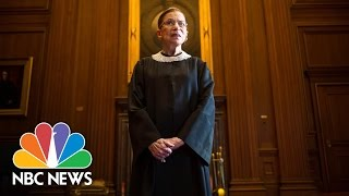 The Notorious RBG Says She And Biggie Smalls 'Have A Lot In Common' | NBC News