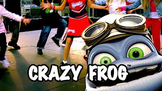 Crazy Frog - Cha Cha Slide (Official Video)