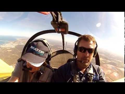Acrobatic Flight from Jandakot