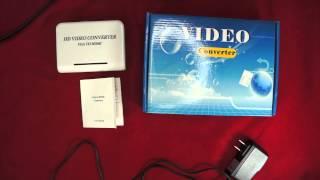 FY1316W VGA to HDMI HD Video Converter (CAB-GC-83168)