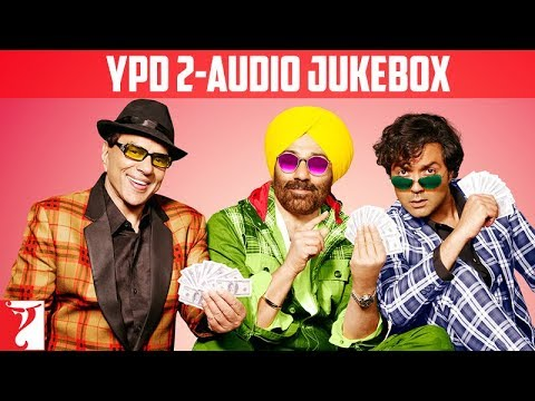 Yamla Pagla Deewana 2 - Audio Jukebox