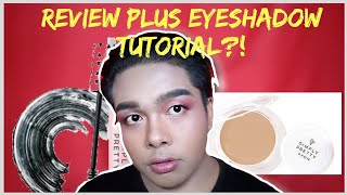 AVON SIMPLY PRETTY PRODUCT REVIEW + EYESHADOW TUTORIAL | Ally Official