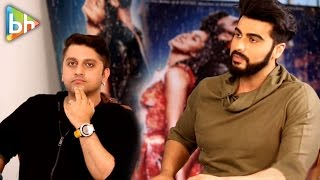 Our country's Government is giving us NO RESPECT  | Arjun Kapoor