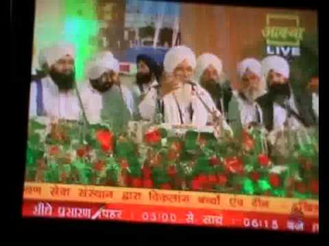 4 May 2013 Part 1 of 2- Delhi- Bhai Sahib Bhai Guriqbal Singh Ji
