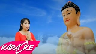 Xin Thành Tâm Sám Hối Karaoke | Nhạc Phật Giáo Diệu Thắm