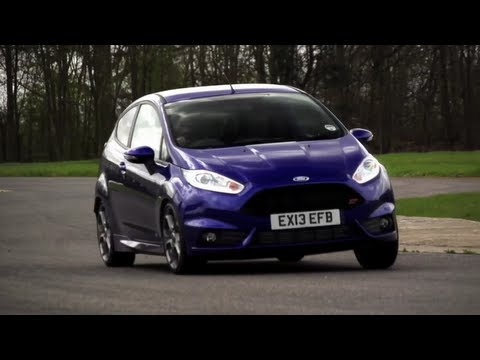Ford Fiesta ST First Drive - CHRIS HARRIS ON CARS