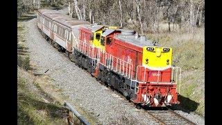 Trackside V Line P17 And P12 On 8097 Amp 8098 H Set Transfer 19 8 17