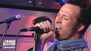 "Stone Temple Pilots ""Interstate Love Song"" on the Howard Stern Show (2000)"