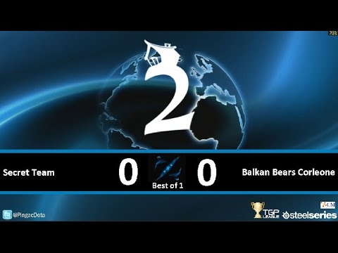 Dota2 - Balkan Bears Corleone vs Secret Team [SUMMIT2] Caster Pingac