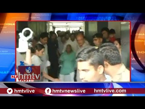 Lalu Prasad Yadav Discharged From AIIMS | National Fast | Telugu News | Hmtv
