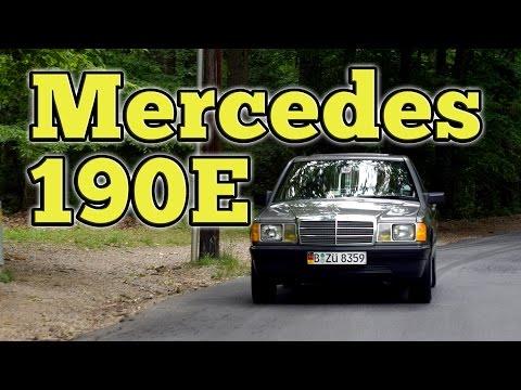 Regular Car Reviews: 1986 Mercedes-Benz 190E