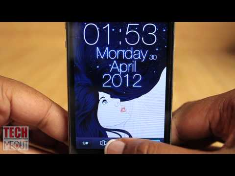 CLOCK BUILDER: FULLY CUSTOMIZE YOUR LOCKSCREEN IPHONE AND IPOD TOUCH