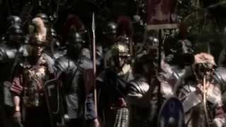 ANCIENT ROMAN MASSACRE - Ancient Rome Lost Legion (AMAZING HISTORY DOCUMENTARY)