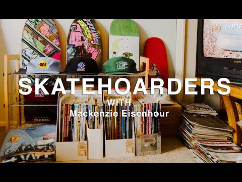 Rare Skateboard Collection & Vintage Skate Items | SkateHoarders | Mackenzie Eisenhour S2 E2