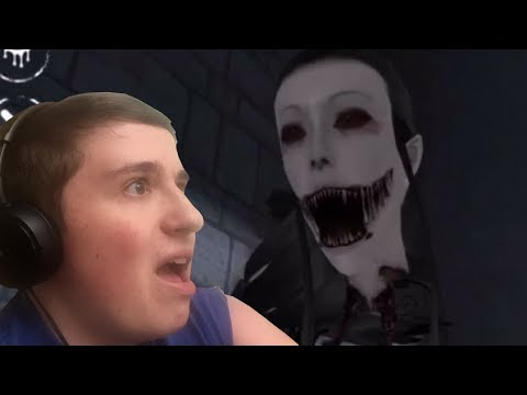 This Girl Needs To Chill! Eyes The Horror Game (Part 1)