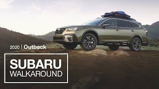 All-New 2020 Subaru Outback | New Model Walkaround