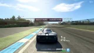 Real Racing 3 Hockenheim Pagani Zonda