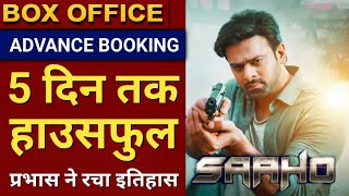 Saaho Movie Advance Booking Hindi, Prabhas, Shraddha Kapoor, Neil Nitin Mukesh, Sujeeth, Akb Media,