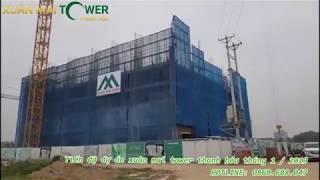 [HOT] Tiến độ dự án Xuân Mai Tower Thanh Hóa Mới Nhất 2019   Hotline 0868.688.047