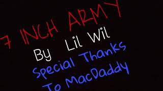 7 Inch Army By Lil Wil (Official Parody Of Seven Nation Army)