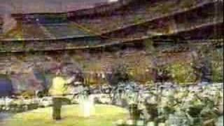 1996 Atlanta Opening Ceremonies Summon The Heroes
