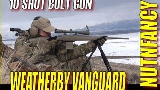 """470 yds, ball ammo, Weatherby Vanguard"" by Nutnfancy"