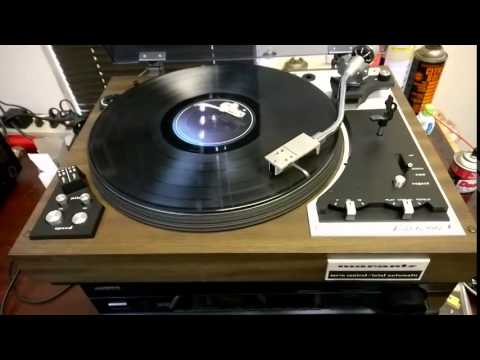 Turntable Vintage Vintage Marantz Turntable