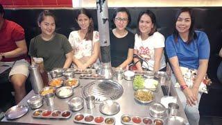 Pa-facial turned foodtrip || Samgyupsalamat gaming with mamshies 😆😆😆
