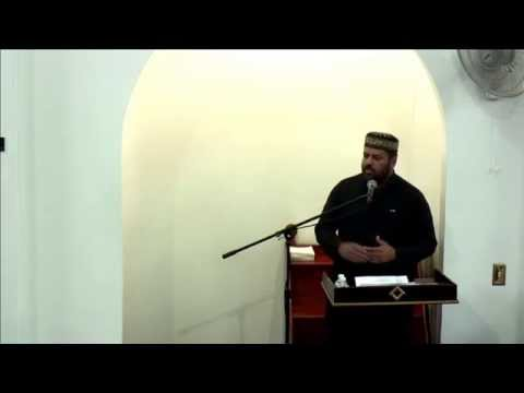 Brother Jameel Shareef- Jummah on 5/2/14
