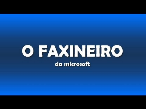 O Faxineiro da Microsoft (Motivação, empreendedorismo) | Janitor of the Microsoft