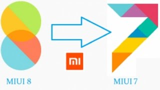 Downgrade Miui 8 to Miui 7 on Redmi Note 3(Works on all Xiaomi Devices)