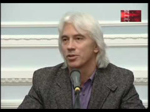 Dmitri Hvorostovsky in Velikoy Novgorod (with subtitles)