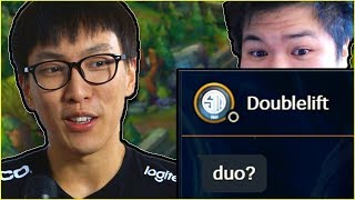 DOUBLELIFT WANTED TO DUO AFTER THIS...?