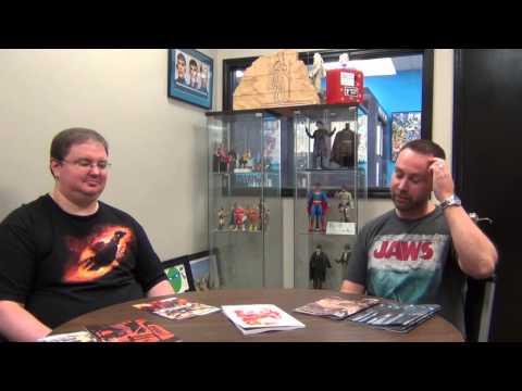 Alter Ego Comics TV #181: This Week's Best Comics. Plus Marc Reviews the Flash Pilot!