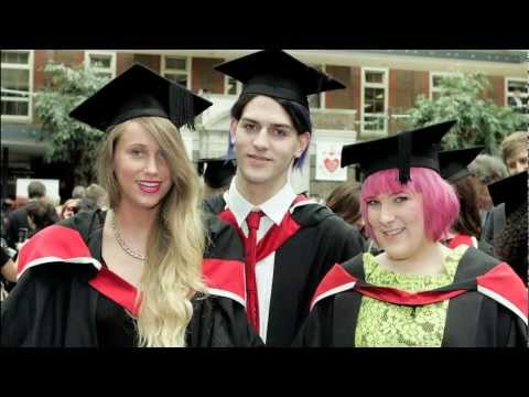 Middlesex University London Graduation 2012