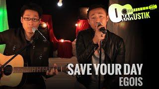 Nakustik - Save Your Day - Egois - TV Musik Indonesia