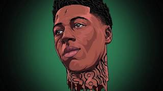 "[Instrumental] NBA YoungBoy - ""Never"" ft. Kevin Gates & Travis Scott type beat   Prod. HottRoundz"