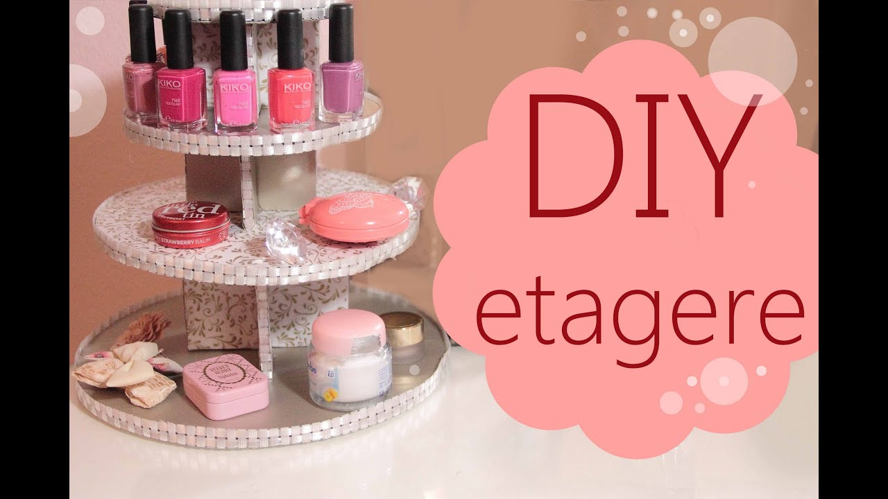 diy etagere youtube
