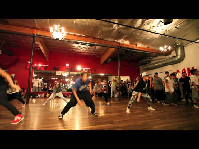 Lets Go - Calvin Harris feat Ne-Yo | Millennium Dance Complex