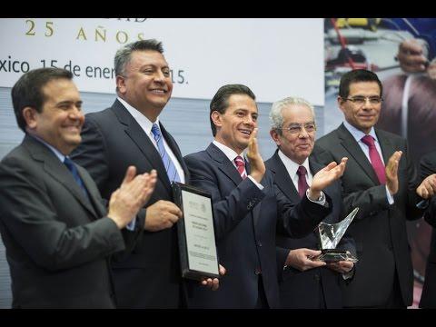 25′ Entrega del Premio Nacional de Calidad 2014