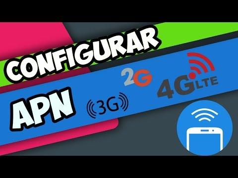 [Tutorial] Configurar APN 2G 3G 4G (LTE) en Android