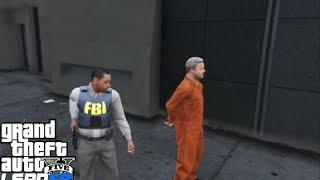 GTA 5 LSPDFR Police Mod 96   FBI/FIB Special Agent Patrol   Bomb Threat Gone Wrong